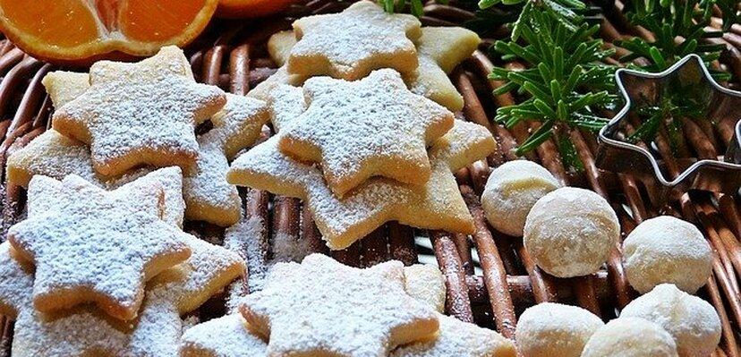 Idealni kolačići od kokosa za praznike